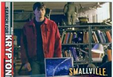 Smallville Season 2 Search For Krypton Chase Card Bl-1