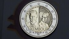 2 euro 2019 Lussemburgo Luxembourg Luxemburg Luxemburgo 100 Carlotta Charlotte