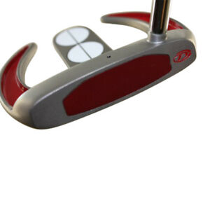 Counter Balanced Golf Putter Sabertooth Claw Style, 33 Inches Senior Women's