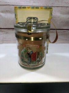 ROMEO Y JULIETA RARE!! JAR CIGAR HUMIDOR NEW IN BOX