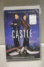 Castle: The Complete First Season (DVD, 2009, 3-Disc Set) FREE Shipping NEW