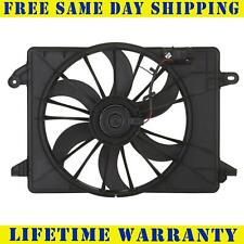 Radiator Cooling Fan Assembly For Dodge Charger Chrysler 300 CH3115169