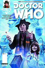 DOCTOR WHO 4TH #1 (OF 5) COVER B PHOTO TITAN COMICS 2016