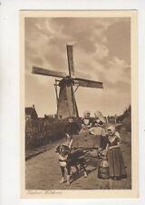 Zeeland Walcheren Netherlands Vintage Postcard FH Den Boer 404b