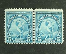 US Scott# 719 1932 5c Summer Olympics Pair MNH NH OG