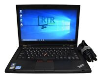 "Lenovo ThinkPad T430 14"" Laptop i5 2.5GHz CPU 16GB RAM 256GB SSD 2 Year Warranty"