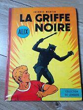 la griffe noire EO france 1959 ALIX  collection du lombard BDM + 350e