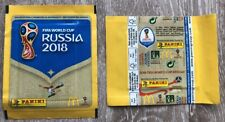Panini WC Russia 2018 - Pochette Bustina Tüte Packet Mc Donald's Portuguese