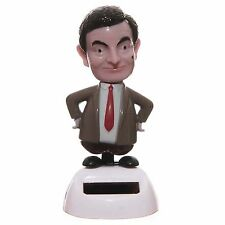 Official Mr Bean Solar Powered Dancing Toy