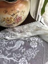 Rideaux et cantonnières à motif Floral pour le salon en 100% coton
