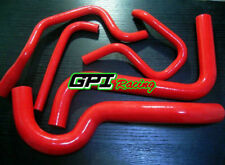 For HOLDEN COMMODORE VS 3.8 V6 95-97 silicone heater radiator coolant hose Red