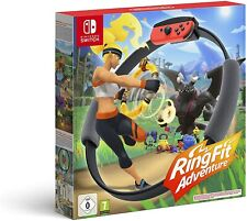 Ring Fit Adventure (Nintendo Switch, 2019)