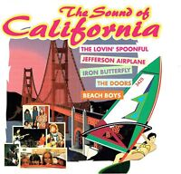(CD) The Sound Of California - Volume 3 - Ohio Express, Bob Dylan, Byrds, Doors