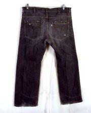Jeans da uomo hip hop grigi