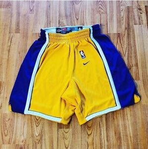 Lakers Nike Authentic Shorts 2000 Kobe West Jersey Dodgers Champion Rare