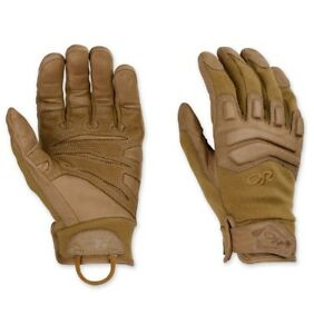 Outdoor Research Firemark Gloves Coyote XLarge
