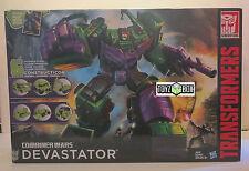 """In STOCK Hasbro Transformers Combiner Wars """"Devastator"""" Box SET Action Figure"""