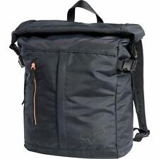 7004b2310f31 Fox Dark Side Roll Top Backpack Black One Size New