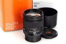 Sony f. A-mount 135/2,8(T4,5) STF // 30024,5
