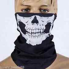 Hot Skeleton Skull Face Mask Biker Funny Costome Multifunction Sports Scarves