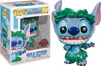 Stitch in Hula Skirt FUNKO Pop Vinyl New in Box