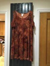 Brittany Black Dress XL
