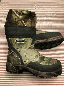 """NWOT Mens Lacrosse Alpha 12"""" SST RT APG-HD Realtree Scent Free Boots Size 13"""
