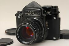 【EXC++++】 Pentax 6X7 Mirror Up TTL Camera w/ 105mm F/2.4 Lens from Japan #614