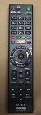 SONY BRAVIA TV Remote Control RMT-TX100D  FREE UK DELIVERY