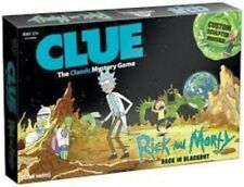 USAopoly Clue: Rick And Morty