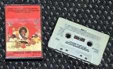 Cassette Audio Barry White, Love Unlimited - The best of our love - K7