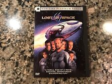 Lost In Space Dvd! 1998 Action! The Black Hole Red Planet Android Galaxina