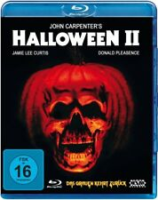 Halloween 2-l' orrenda ritorna BLU-RAY DISC NUOVO + OVP!