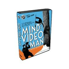 Mind The Video Man Snowboard DVD By Think Thank NEW snowboarding