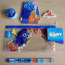 NUOVO-FINDING DORY ASTUCCIO-Matite Gomma Temperamatite Blocco Note-Disney Pixar