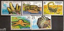 Spain  Edifil # 2531/2535 ** MNH Set Fauna / Animals