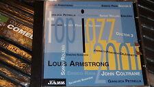 TOP JAZZ 2001 BONAFEDE SELLANI PETRELLA RAVA DOCTOR 3  RARE MUSICA JAZZ ITALY CD