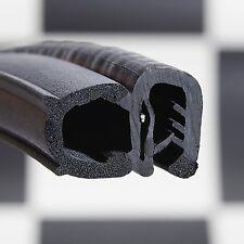 Gran fin de goma de puerta de la foca-Camper Caravana Terminaciones-Vw Mg Mini Vauxhall