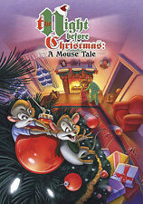 The Night Before Christmas - A Mouse Tale (DVD, Full Screen, 2010)