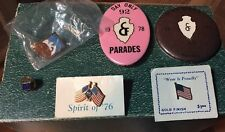 Air Force Veteran Pin Collection Military