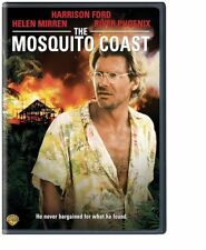 The Mosquito Coast (Dvd, 2008) Harrison Ford New