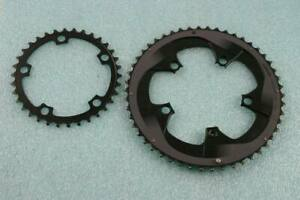 Pair of SRAM X Glide 110BCD 11-Speed 50/34t Chainrings
