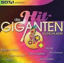 Die Hit Giganten - Kultschlager von Various | CD | Zustand gut