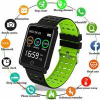 F3 bluetooth Smart Watch Heart Rate Oxygen Blood Pressure Sport Fitness Tracker