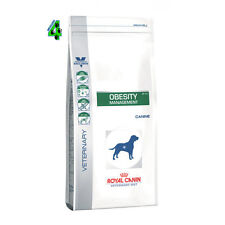 OBESITY MANAGEMENT 6 KG ROYAL CANIN CANE SECCO CROCCHETTE PER CANI SOVRAPPESO .