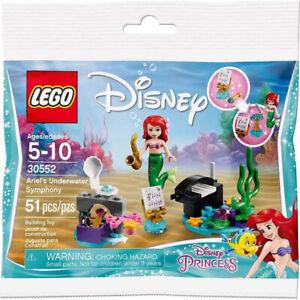 LEGO Disney Princess - Ariel's Underwater Symphony - 30552 - PolyBag SEALED RARE