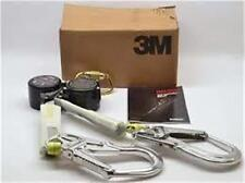 New~ 3M™ Fall Protection~ Dual Leg SELF-RETRACTING Lifeline Safety Lanyard