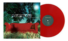 """PARAMORE ALL WE KNOW IS FALLING Limited Edition *RED* COLORED Vinyl 12"""" LP Album"""