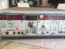 Tektronix Tm5006 Power Module Mainframe W Ps5010 Cg551 And Tg501