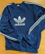 Vintage Adidas Jumper Sweater ca 1978-1988 Made in Switzerland Super Rare